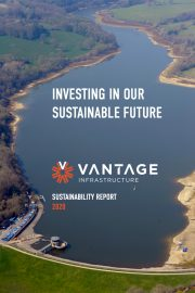 Vantage Infrastructure Sustainability Report